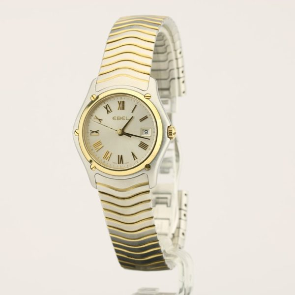 Ebel Classic Wave Gold
